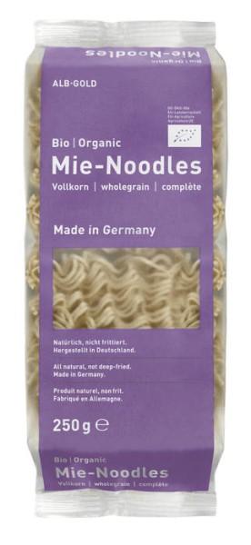 LOGO_ALB-GOLD Bio Vollkorn Mie-Noodles