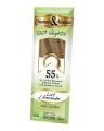LOGO_Saveurs & Nature Zartbitterschokoladentafel  55% mit Mandelmilch 100g