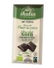 LOGO_IKALIA - Bitterschokoladentafel 70% mit Kokosblütenzucker 100g, gluten- und laktosefrei, 100%