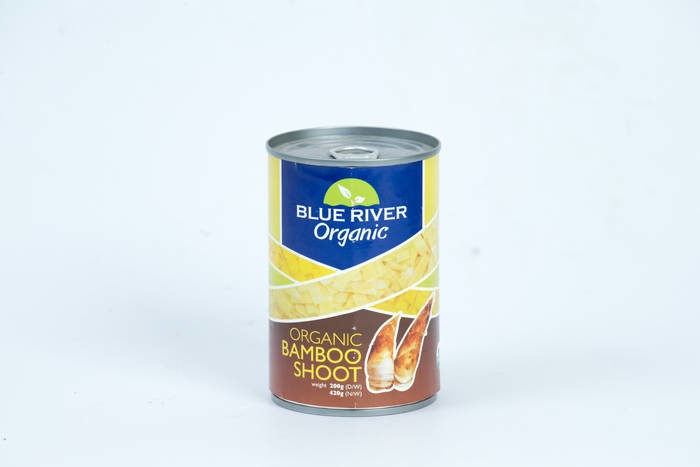 LOGO_Organic canned bamboo shoot