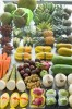 LOGO_Organic fresh fruit