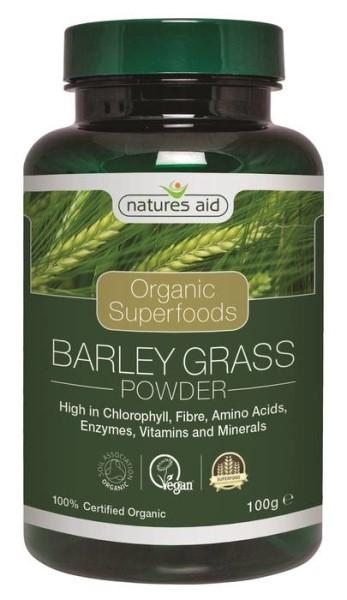 LOGO_Organic Barley Grass Powder