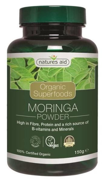 LOGO_Organic Moringa Powder