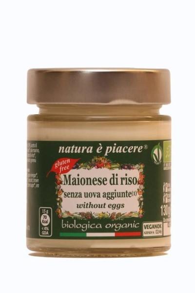 LOGO_Rice Mayonnaise, Organic, Gluten-free, Vegan