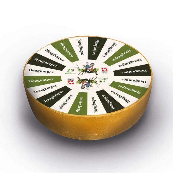 LOGO_Der Heugümper Käse