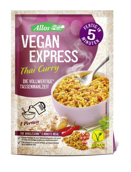LOGO_Vegan Express Thai Curry