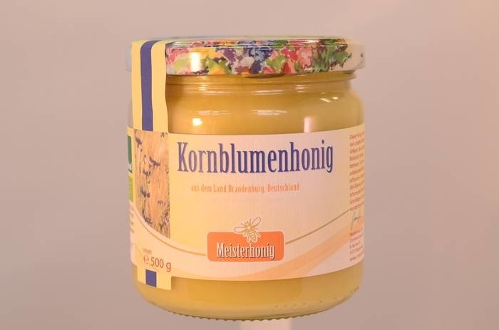 LOGO_Cornflower Honey