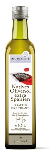 LOGO_Olive Oil Spain - extra virgin  - Exquisite notes of berries and ripe olive