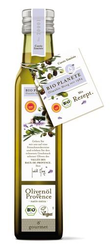 LOGO_Natives Olivenöl extra - Vallée des baux-de-Provence g.U.  - Die limitierte Cuvée-Rarität aus Frankreich