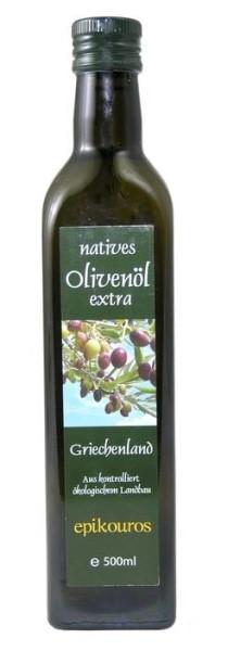 LOGO_Natives Olivenöl extra EPIKOUROS Kalamata