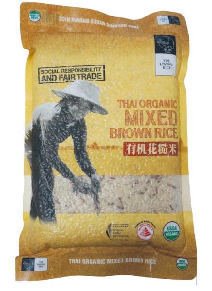 LOGO_Thai Organic Mixed Brown Rice