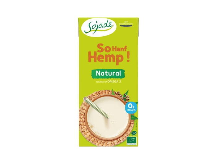 LOGO_Sojade So Hemp Organic Drink 1 L & Natural yog. alt. 250g