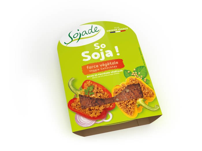 LOGO_Sojade Organic Soya-based Meat-free mince 200g