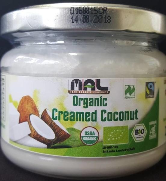 LOGO_Organic Creamed coconut
