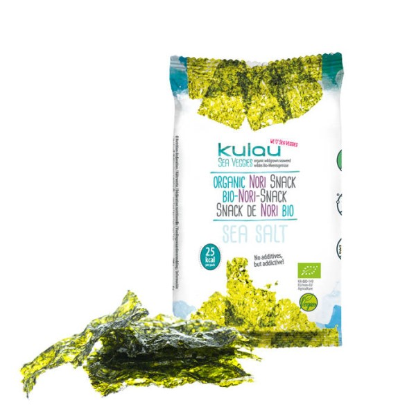 LOGO_KULAU Organic Seaweed Snack