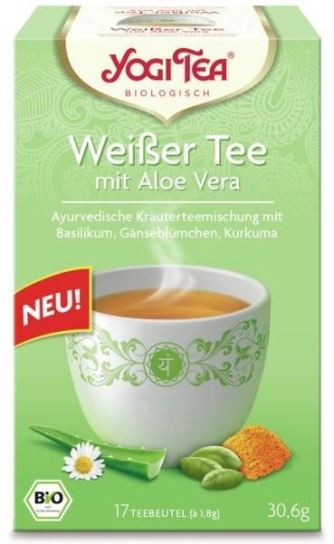 LOGO_White Tea with Aloe Vera
