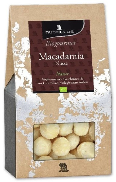 LOGO_Macadamia: Bio-Macadamia aus Kenia