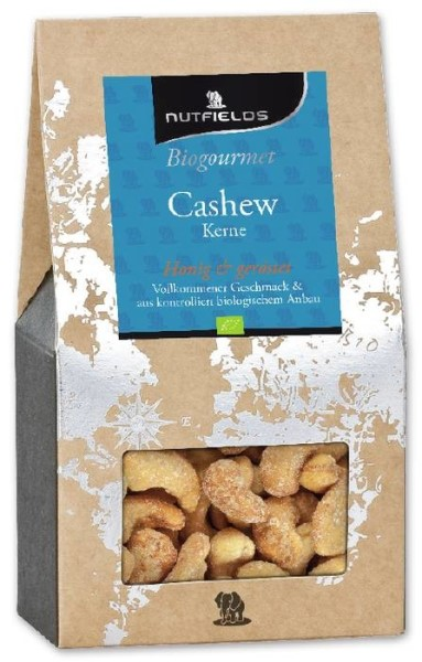 LOGO_Bio-Cashew in Honig geröstet