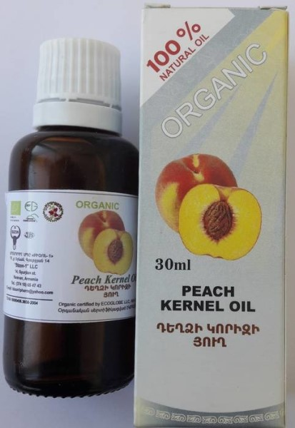 LOGO_Peach kernel oil
