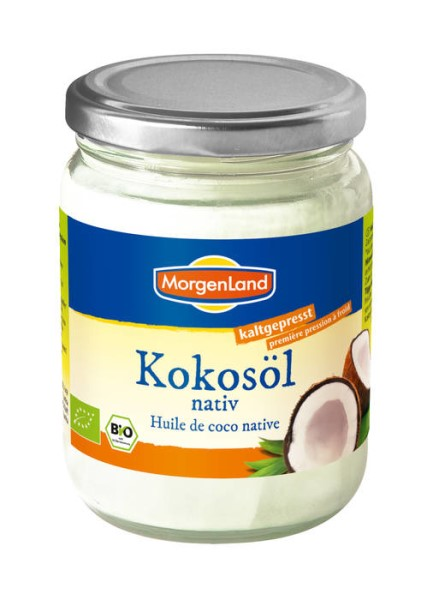 LOGO_MorgenLand Kokosöl nativ 450ml