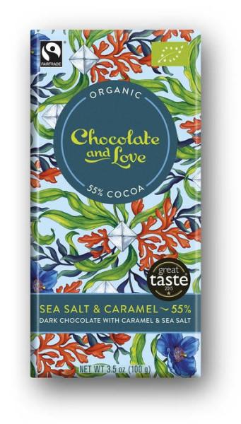 LOGO_Dark chocolate with caramel and sea salt - 55%