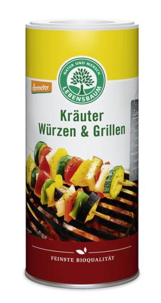 LOGO_Kräuter Würzen & Grillen