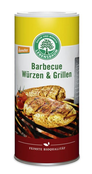 LOGO_Barbecue Würzen & Grillen