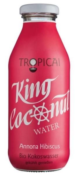 LOGO_King Coconut Water - Bio Kokoswasser aus der King Kokosnuss - Annona Hibiscus