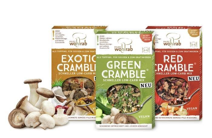 LOGO_Exotic Cramble – trendige Gemüsepilzmischung
