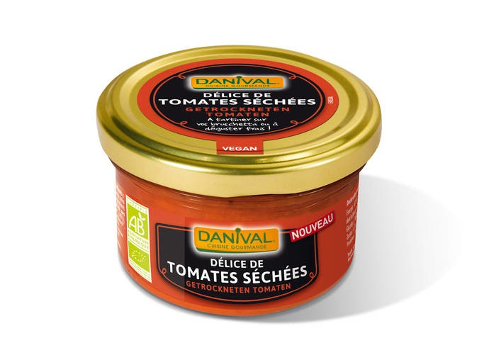 LOGO_Dried tomatoes spread - 100 g