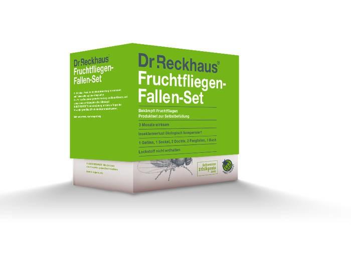 LOGO_Dr. Reckhaus Fruchtfliegen-Fallen-Set