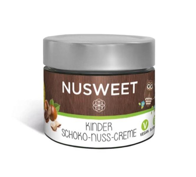 LOGO_NUSWEET Nuss Nougat Creme Classic mit Kokosblütenzucker