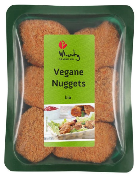 LOGO_VEGAN Nuggets