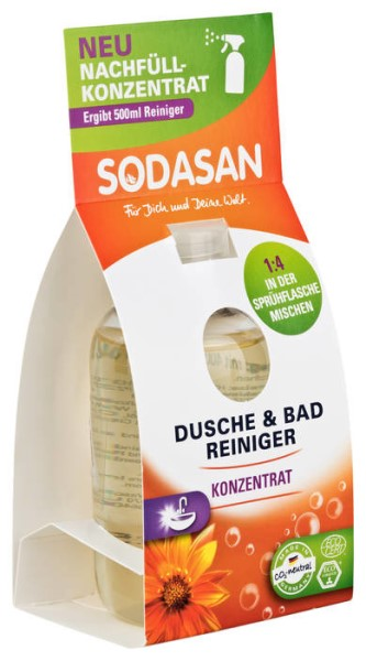LOGO_Nachfüllkonzentrat Dusche  & Bad Reiniger