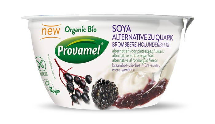 LOGO_Provamel Soya Alternative to Quark Blackberry-Elderberry