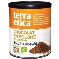 LOGO_Instant powdered chocolate from Ecuador and Haiti