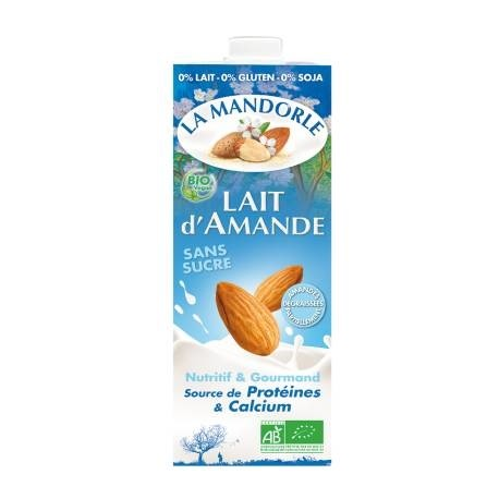LOGO_La Mandorle Almond Milk Ready-to-Drink 1L