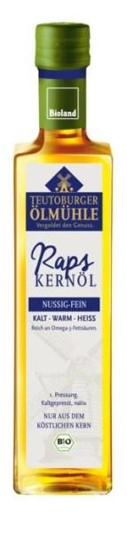 LOGO_BIO Raps-Kernöl NUSSIG-FEIN, kalt-warm-heiß
