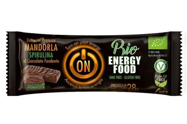 LOGO_Protein bar almond/Spirulina