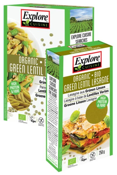 LOGO_Organic Green Lentil Penne/Lasagne