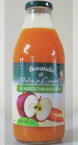 LOGO_APPLE AND CARROT DRINK