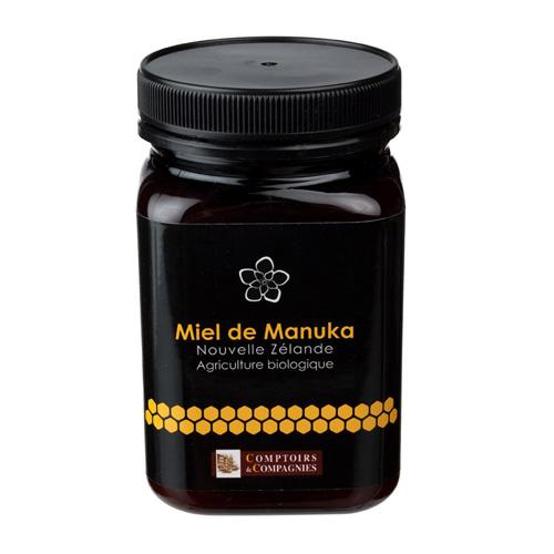LOGO_Manuka honey - Organic