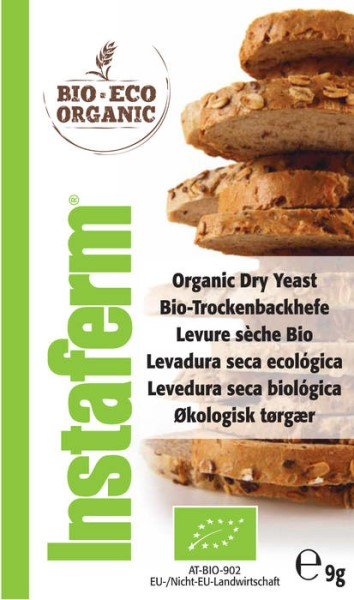 LOGO_Instaferm® Bio-Trockenbackhefe