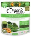 LOGO_Organic Traditions® Probiotic Super Greens with Turmeric