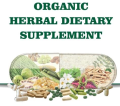 LOGO_ORGANIC HERBAL DIETARY SUPPLEMENT