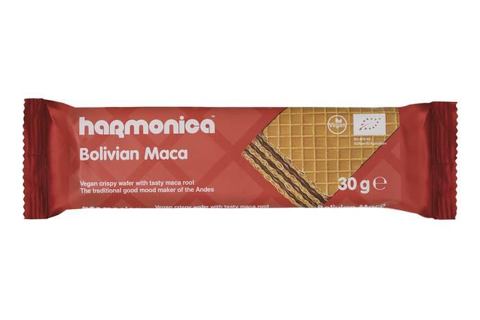LOGO_Bolivian maca crispy wafer