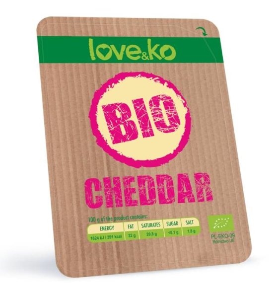 LOGO_Cheddar BIO slices love&ko
