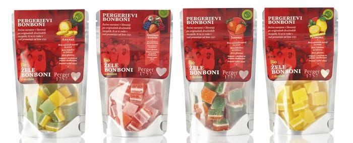 LOGO_Bio Perger Bonbons mit Honig