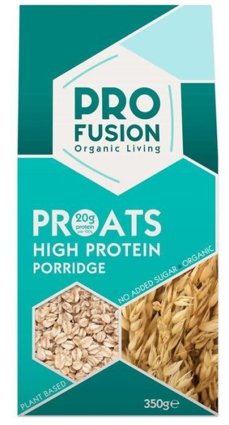 LOGO_Profusion Organic PROATS - Protein Porridge