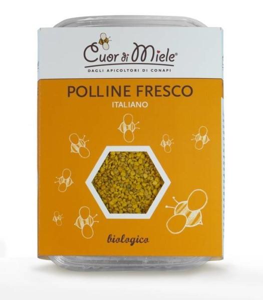 LOGO_Organic Italian Fresh Beepollen, 120g